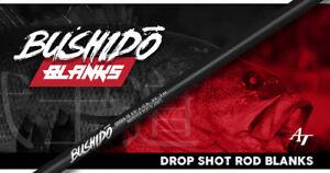 Bushido-Drop-Shot-Series-Rod-Blanks-Carbon-Fibre