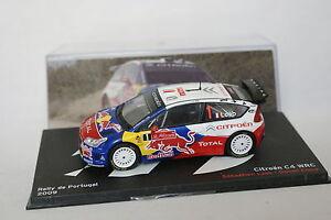 Ixo-Altaya-Rallye-1-43-Citroen-C4-WRC-Portugal-2009