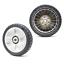 thumbnail 1 - Set of 2 – Genuine Honda HRR216 Rear Wheels (42710-VE2-M02ZE) - SHIPS FREE
