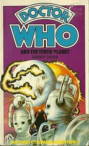 Paperback-Book-DOCTOR-WHO-And-The-Tenth-Planet-Gerry-Davis-62-FREE-Ship