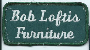 Genial Image Is Loading Bob Loftis Furniture OK Employee Patch 2 X
