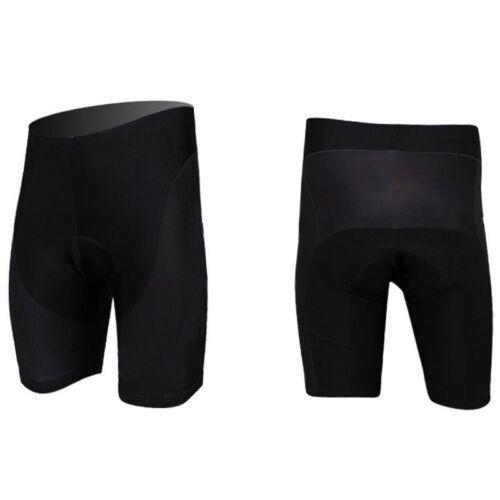 Bibs Men/'s Padded Bike Cycle Bib Shorts S-5XL Black Cycling Biking Shorts