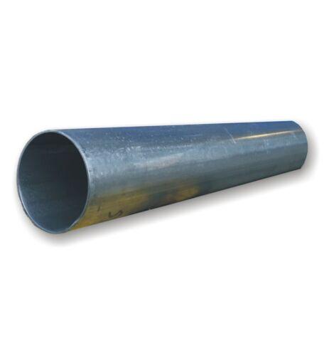 Rohr 42 mm x 500 mm Auspuffanlage Abgasrohr Universal Auspuffrohr Auspuff