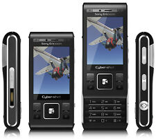 SONY ERICSSON C905 MOBILE PHONE - UNLOCKED WITH NEW HOUSE CHARGER AND WARRANTY