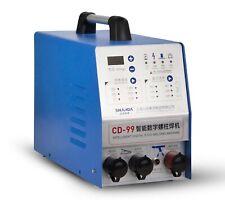 M3 M10 Studs Capacitor Discharge Stud Welder Bolt Plate Welding Machine 220v