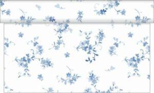 1-Tischlaeufer-Bonnie-in-Blau-aus-Linclass-Airlaid-40-cm-x-4-80-m-Streublumen