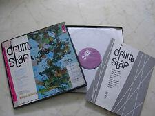 DRUM STAR/DRUMPADSTICKSKIN *2LP US Box +HEFT 1971*