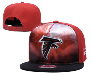 Atlanta-Falcons-NFL-Football-Embroidered-Hat-Snapback-Adjustable-Cap