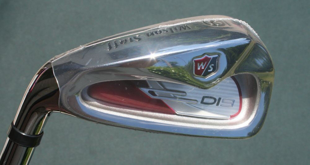 Wilson Staff Di9 Left Hand 6 Iron Steel Shaft