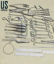 Basic Craniotomy Surgical Spine Orthopedic Instruments Set 40 Pcs Quality A