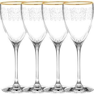 Noritake-Odessa-Gold-Wine-Glasses-Set-of-4