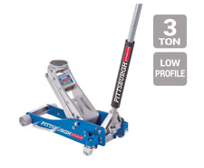 Pittsburgh 3 Ton Aluminum Rapid Pump Racing Floor Jack 3 12 Low Profile
