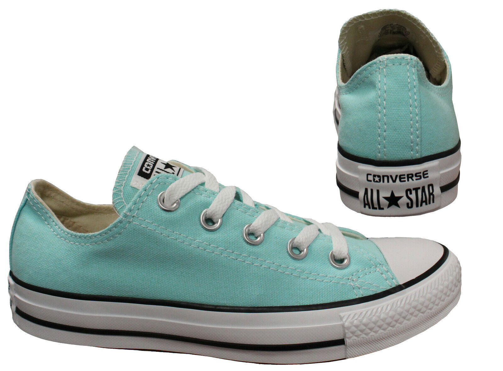 Converse Chuck Taylor Ox Lace Up Canvas