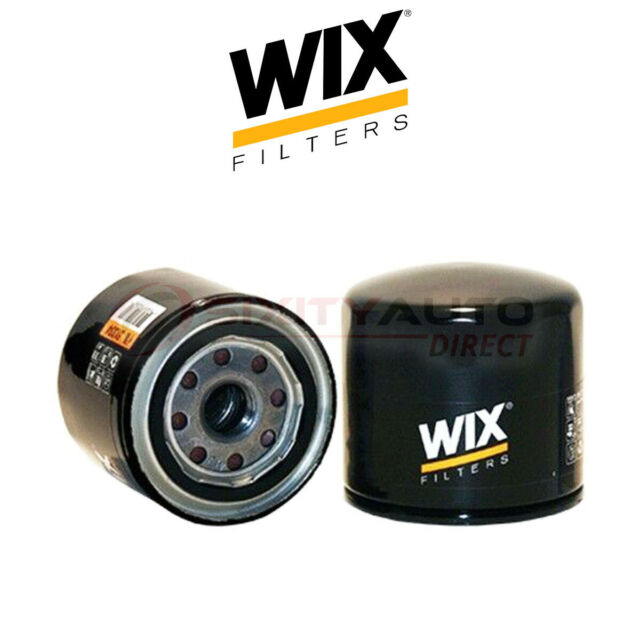WIX Engine Oil Filter For 1995-2004 Acura TL 2.5L 3.2L L5