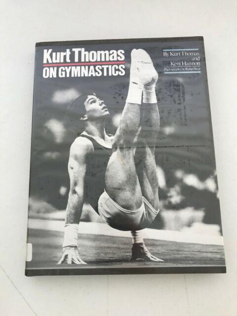 Kurt Thomas on Gymnastics by Hannon and Kurt Thomas (1980, Hardcover)