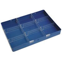 Tray With Standard Dividers 1 Ea