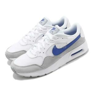 Details about Nike Air Max SC Grey Blue White Men Casual Lifestyle Sneakers Shoes CW4555-101