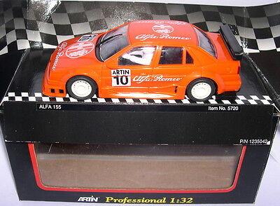 Elektrisches Spielzeug Artin 05720 Slot Car Alfa Romeo 156 #10 Mb