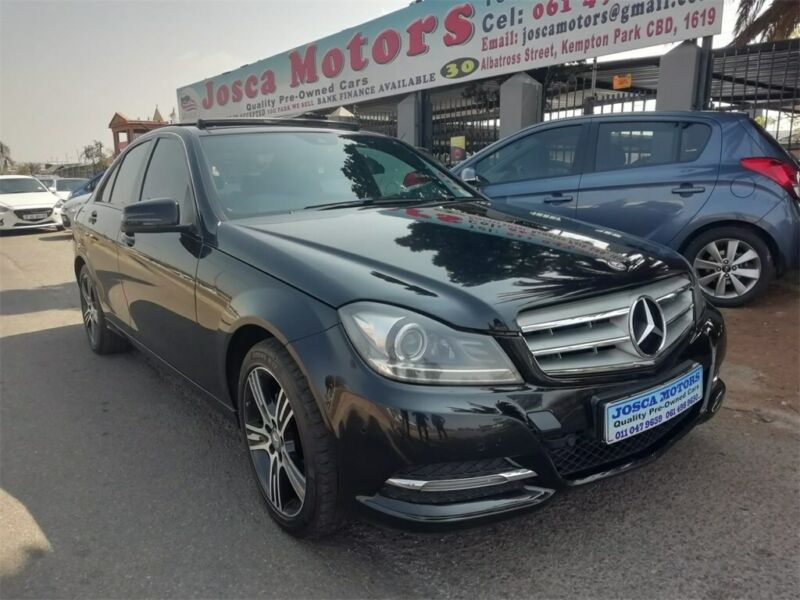 2014 Mercedes-Benz C 200 Estate BlueEFFICIENCY Classic 7G-Tronic for sale!