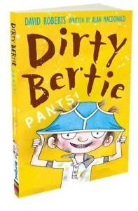 Very Good Pants Dirty Bertie Alan MacDonald Book - Hereford, United Kingdom - Very Good Pants Dirty Bertie Alan MacDonald Book - Hereford, United Kingdom