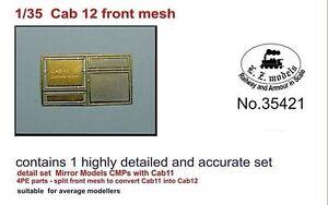 LZ-MODELS-CAB-12-FRONT-MESH-Scala-1-35-Cod-35421
