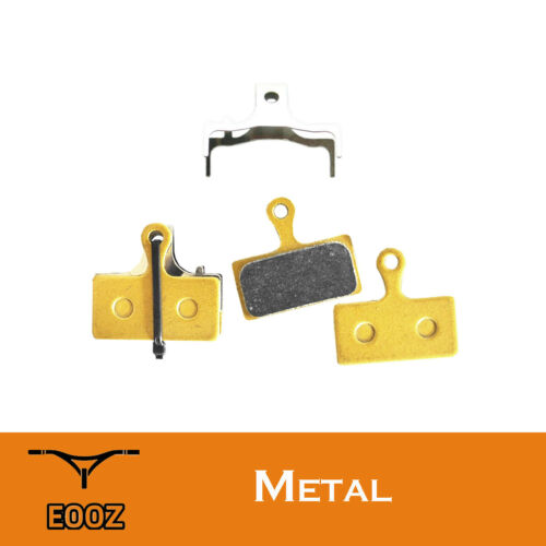2 Pairs Metal bicycle DISC BRAKE PADS FOR SHIMANO XTR M9000 XT M8000 SLX M7000