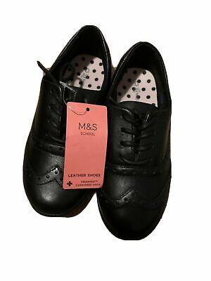 Marks \u0026 Spencer M\u0026S Kids Black Leather