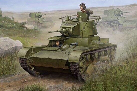 82497 Hobby Boss 1 35 Model Soviet T-26 Light Infantry Tank Mod.1938 Armored Car