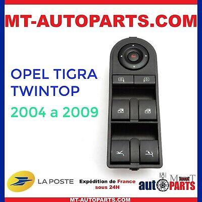 Commande Fenêtre commutateurs Vitre Verre Opel Tigra Twintop Decapotable Neuf