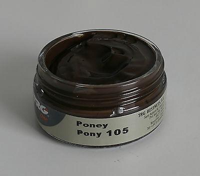 Schuhcreme TRG braun pony (105) 50 ml kostenloser Versand (13,98 EUR/100ml)