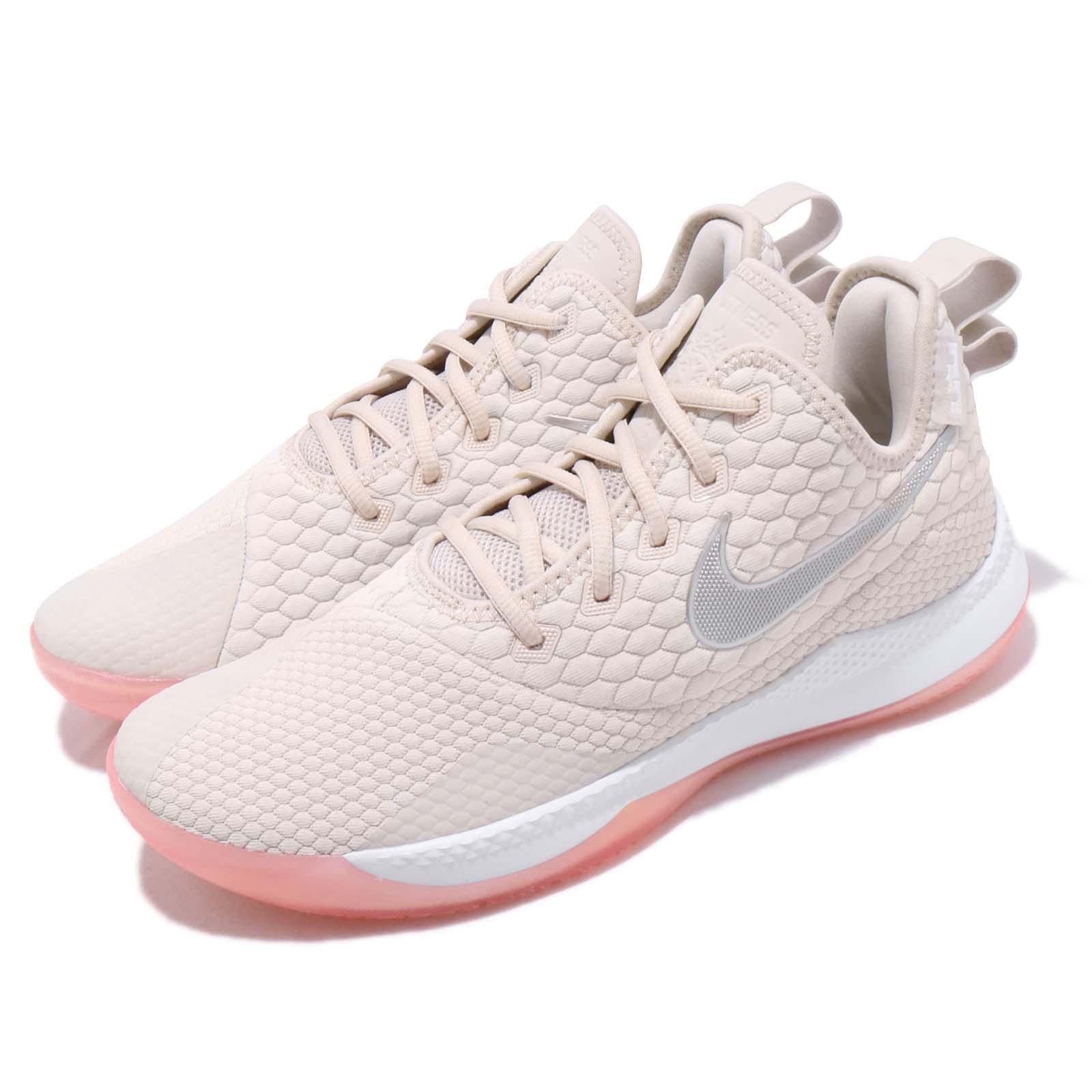 Nike LeBron Witness III EP 3 James LBJ Light Orewood Brown Men shoes AO4432-100