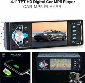 4-1-034-HD-TFT-Bluetooth-FM-AUX-USB-Video-Multimedia-MP5-Player-Rear-View-Camera