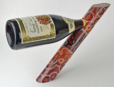 Australian Balance Weinflaschenhalter Flaschenhalter Valdo Australien 70er Jahre