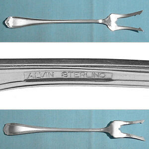 """Majestic by Alvin Sterling Silver Cocktail Fork 5 3//8/"""""""