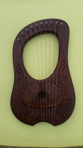 FMD LYRA HARP WITH 10 STRINGS