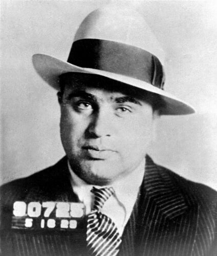 AL CAPONE GLOSSY POSTER PICTURE PHOTO MAFIA MOBSTER GANGSTER CHICAGO ITALIAN 4