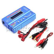 Digital iMAX B6 AC LCD RC Lipo NiMh NiCD Battery Balance Charger Power Adapter