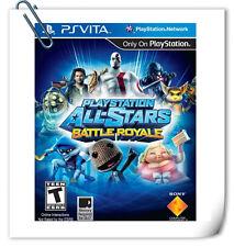 PSV PLAYSTATION ALL-STARS BATTLE ROYALE PlayStation VITA Fighting Games SCE