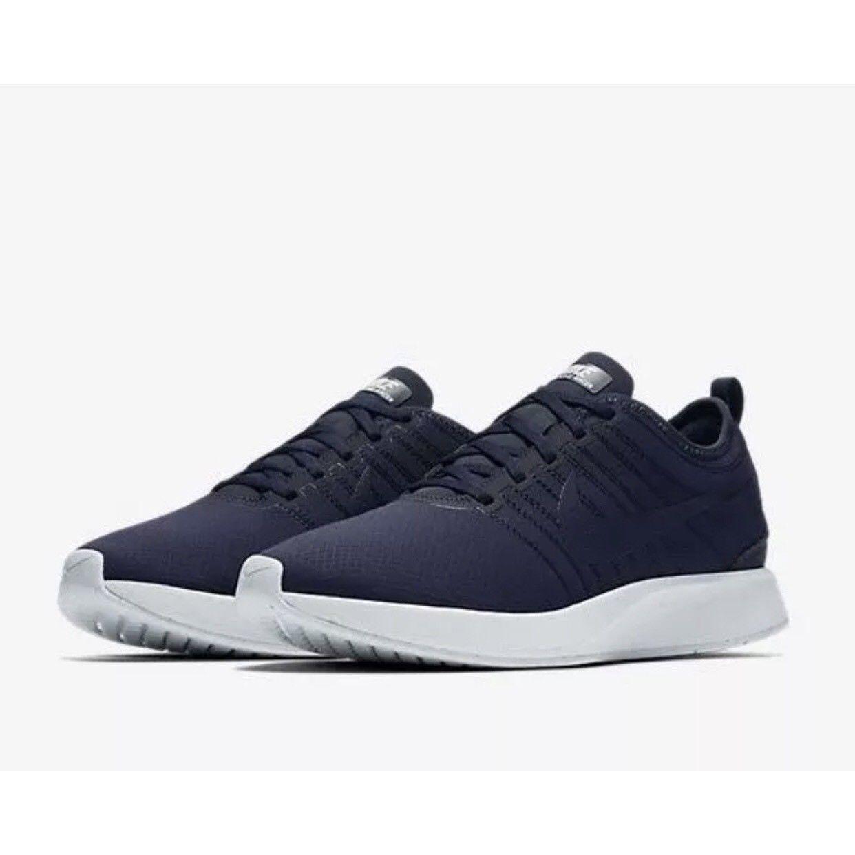Nike Dualtone Racer Se Men's size 13 athletic Shoes 922170 400 Blue/White Cheap women's shoes women's shoes