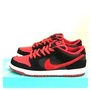 cheaper f085b f512c Image is loading Nike-Bred-SB-Dunk-Low-Pro-J-Pack-
