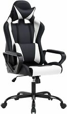 High Back Gaming Chair Pc Office Chair Racing Computer Chair Task