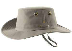 Tilley T3 Cotton Duck Hat Khaki   Khaki - 7 1 2 826486001245  6921a0e3346