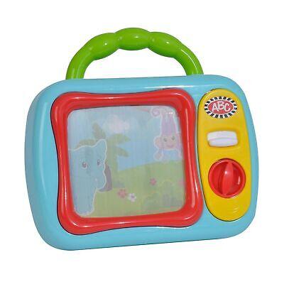 Simba ABC Erster TV, Spiel Fernseher, Kinder, Baby Spielzeug