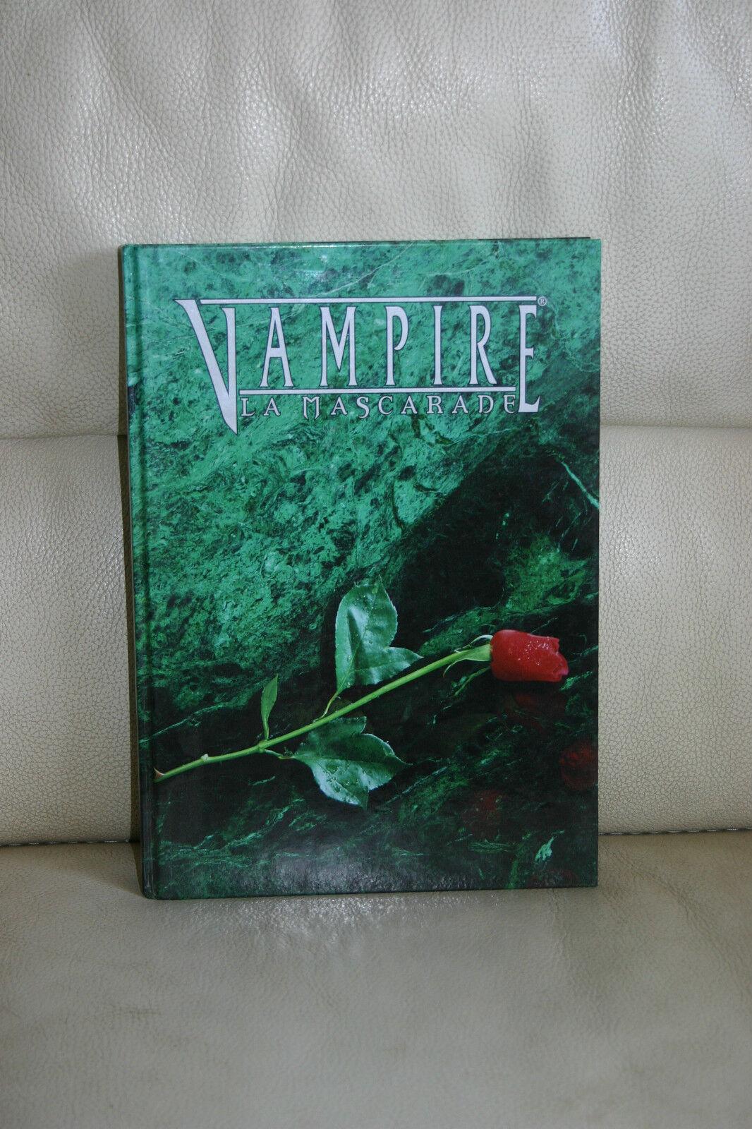 Jeu de rôle    Vampire la masvoitureade - Livre de base 3ème Édition - JDR  acheter en ligne
