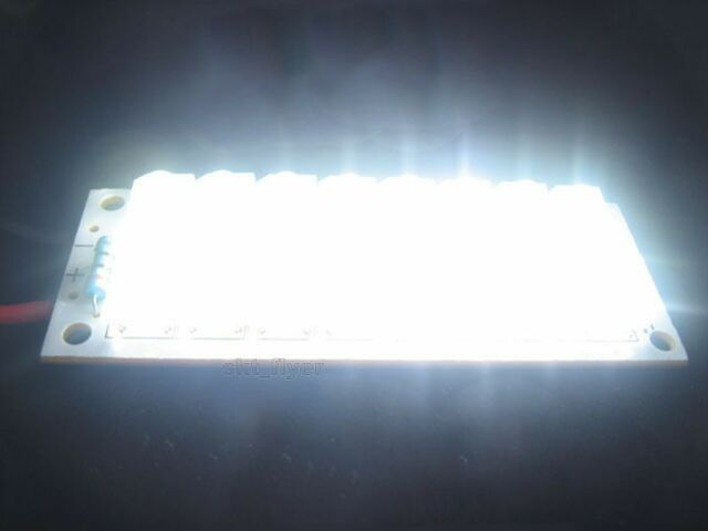 DC 5V 24-LED Super Bright White Piranha LED board Night LED Lights Lamp