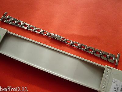 Bracelet Gourmette 14 Mm Pour Montre Dame Vintage,horloger,ancien /5 Rendere Le Cose Convenienti Per I Clienti