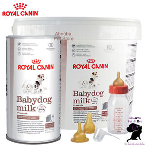Bekannt Royal Canin Milk Replacer Feed & Bottle Dogs Puppies Birth to HV15