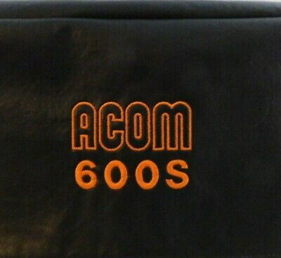 Acom 600S Ham Radio Dust Cover