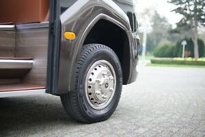 Crafter-Sprinter-Radkappen-Radblenden-16-Zoll-CHROM-VIP-Luxus-Ausfuehrung-Edel