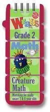 Wraps Grade 2 Math Creature Math by Klutz Press Staff (2002, Hardcover)